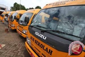 Mamuju targetkan tiga bus sekolah tiap kecamatan