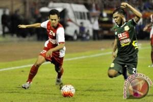 Bhayangkara Surabaya United bungkam PSM