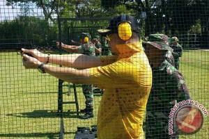 Pangdam VII/Wirabuana resmikan Lapangan tembak Rindam