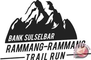 Peserta Rammang-rammang trail run capai 350 orang