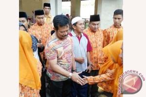 Gubernur motivasi peserta MTQ Sulsel di Mataram