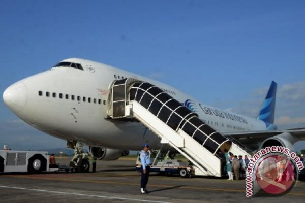 Garuda Gunakan 14 Pesawat Penerbangan Haji