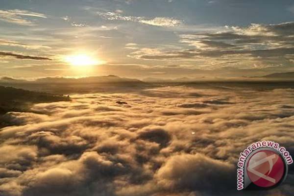 Kadiklat Sulsel kagumi negeri di atas awan