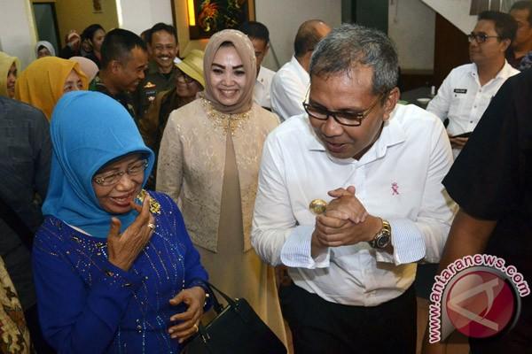 Ibunda Jokowi liburan dua hari di Toraja