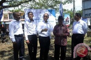 Tiga Direktur BUMN resmikan TPA Mamuju