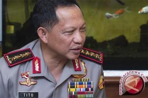 Kapolri resmikan Kantor Polda Sulawesi Barat