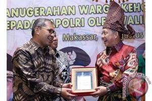 Kapolri jadi warga kehormatan di Makassar