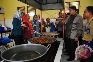Komisi IX DPR tinjau Asrama Haji Sudiang