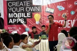 Telkomsel gelar Nextdev latih remaja membuat aplikasi
