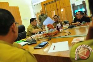 Ketua BNK Makassar pimpin rakor narkoba