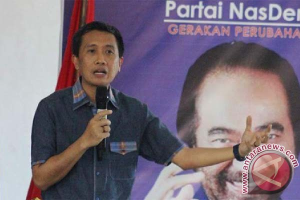 NasDem-PKS Berkoalisi Di Pilkada Makassar