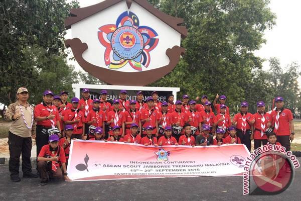 Sulsel ikuti Jambore Asean di Trengganu