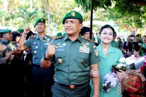Pangdam VII/Wirabuana tatap muka bersama Pemkab Bantaeng