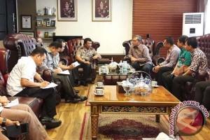 Walikota Makassar minta dukungan Kapolda even F8