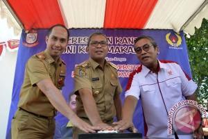 Gedung baru KONI Makassar momentum tingkatkan prestasi