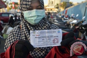 Karcis parkir festival F8 Makassar menuai protes