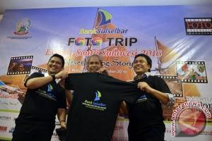 "Bank Sulselbar lepas peserta ""Explore South Sulawesi"""