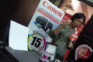 Datascrip perkenalkan trio printer Canon G-series