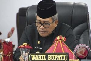 Wabup Bantaeng paparkan jawaban pemandangan umum Fraksi DPRD
