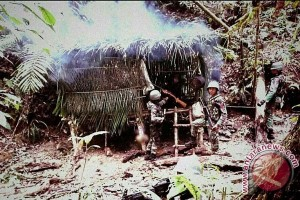 Satgas Raider temukan senpi di perbatasan Papua
