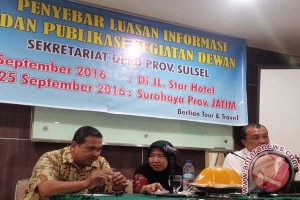 Humas DPRD Sulsel boyong wartawan ke Surabaya
