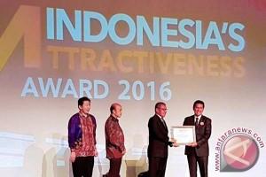 Wali Kota Makassar raih Penghargaan Atraktif Indonesia