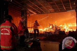 Polda Sulsel sita rekaman CCTV pembakaran DPRD