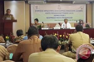 Bappeda Makassar perbarui informasi ekonomi makro 2016