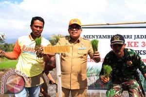Bantaeng canangkan gerakan tanam serentak di Batukaraeng