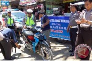 Polres Mamuju perkenalkan program polisi bengkel