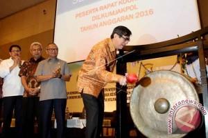 Menkumham: Dilkumjakpol ajang membangun sinergi lembaga hukum