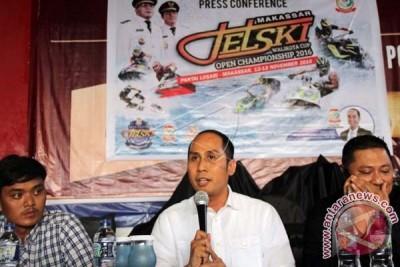 Kejuaraan Jetski sebagai jualan pariwisata air Makassar