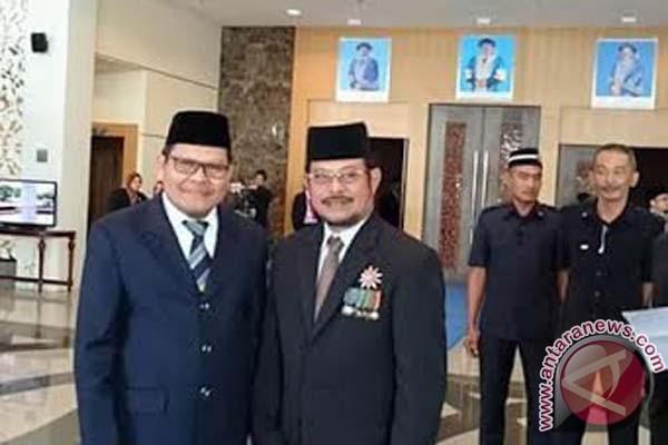 Syahrul Yasin Limpo terima gelar doktor dari Malaysia