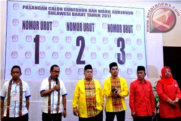 KPU Sulbar Gelar Debat Kandidat Putaran Pertama