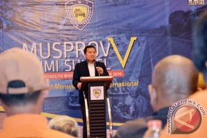Subhan Aksa sah kembali pimpin IMI Sulsel