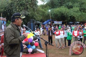 Seribuan kader bank sampah Makassar ikut jambore