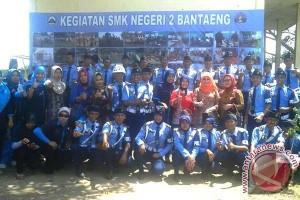 Wabup lantik Taruna SMK Negeri 2 Bantaeng