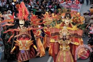 Karnaval Fashion Sulsel diharapkan pacu industri kreatif