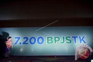 7.200 Penerima BPJS Ketenagakerjaan pecahkan rekor MURI