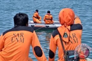 Jenazah penumpang terjun ke laut ditemukan