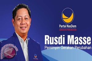 Nasdem Sulsel ganti dua pimpinan DPRD
