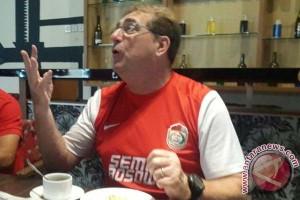 Robert Alberts Akui Liga Indonesia Lebih Kompetitif