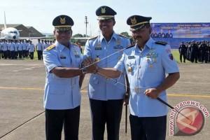 SERTIJAB KOMANDO PANGKALAN TNI AU SULTAN HASANUDDIN