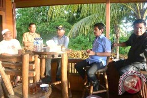 DPRD Sulbar minta Pulau Karampuang dibenahi