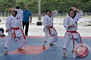 Timnas karate optimistis meloloskan atlet ke Olimpiade Remaja