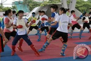 MENJELANG ASEAN KARATE CHAMPIONSHIP