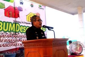Wakil Bupati Bantaeng canangkan BUMDes Camp