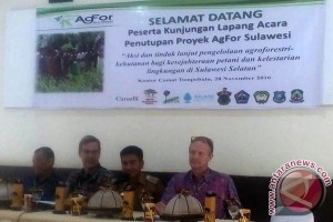 Dubes Kanada kunjungi Bantaeng tinjau proyek agroforestri