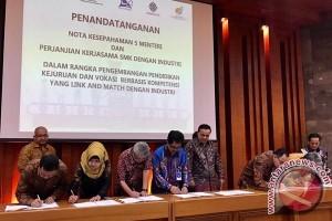 UMI Makassar teken MoU empat kementerian