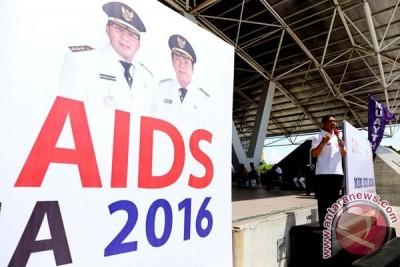 KPA Makassar kampanye pencegahan penularan HIV/AIDS